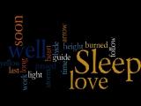 Sleep Well, My Love